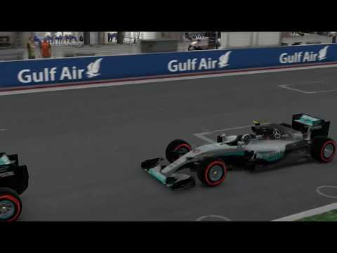 F1 2016 - Bahrain Grand Prix (replay)