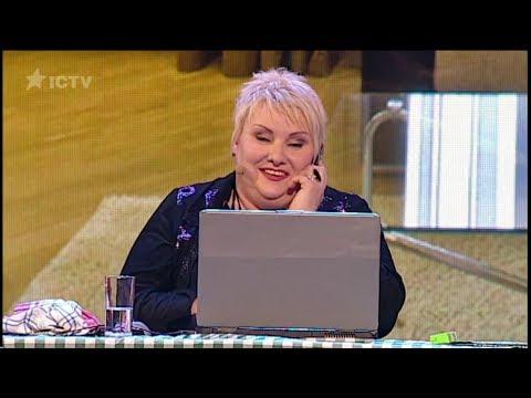 Мама за компьютером - полная история - все 3 части - самое обсуждаемое видео Дизель Шоу | ЮМОР ICTV