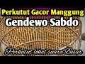 Burung Perkutut Gacor Manggung Atas Nama Gendewo Suara Burung Perkutut Lokal  Mp3 - Mp4 Download