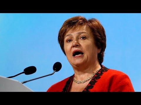 La búlgara Kristalina Georgieva, candidata europea para dirigir el FMI