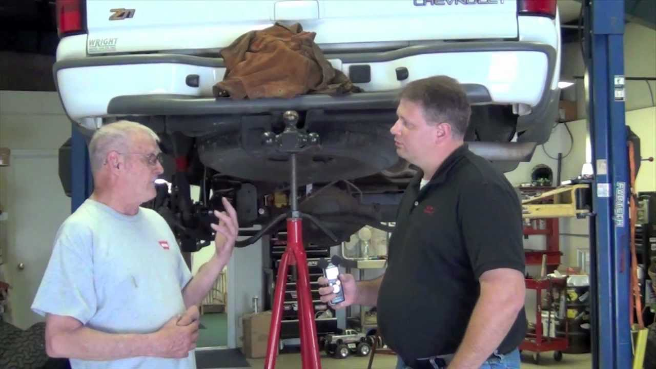 4wd - Steve's Off Road interview Cale's Garage