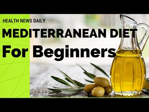 Watch Now   MEDITERRANEAN DIET for Beginners