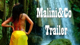Poonam pandey's malini & co movie telugu theatrical trailer || suman
