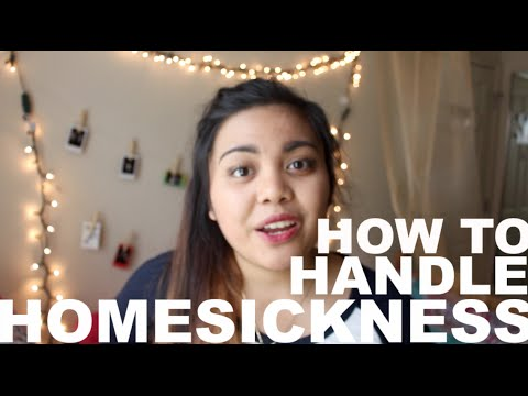How to Handle Homesickness | Exchange Student Diaires #5