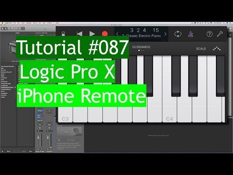 Logic Pro X | Logic Remote for iPhone #087