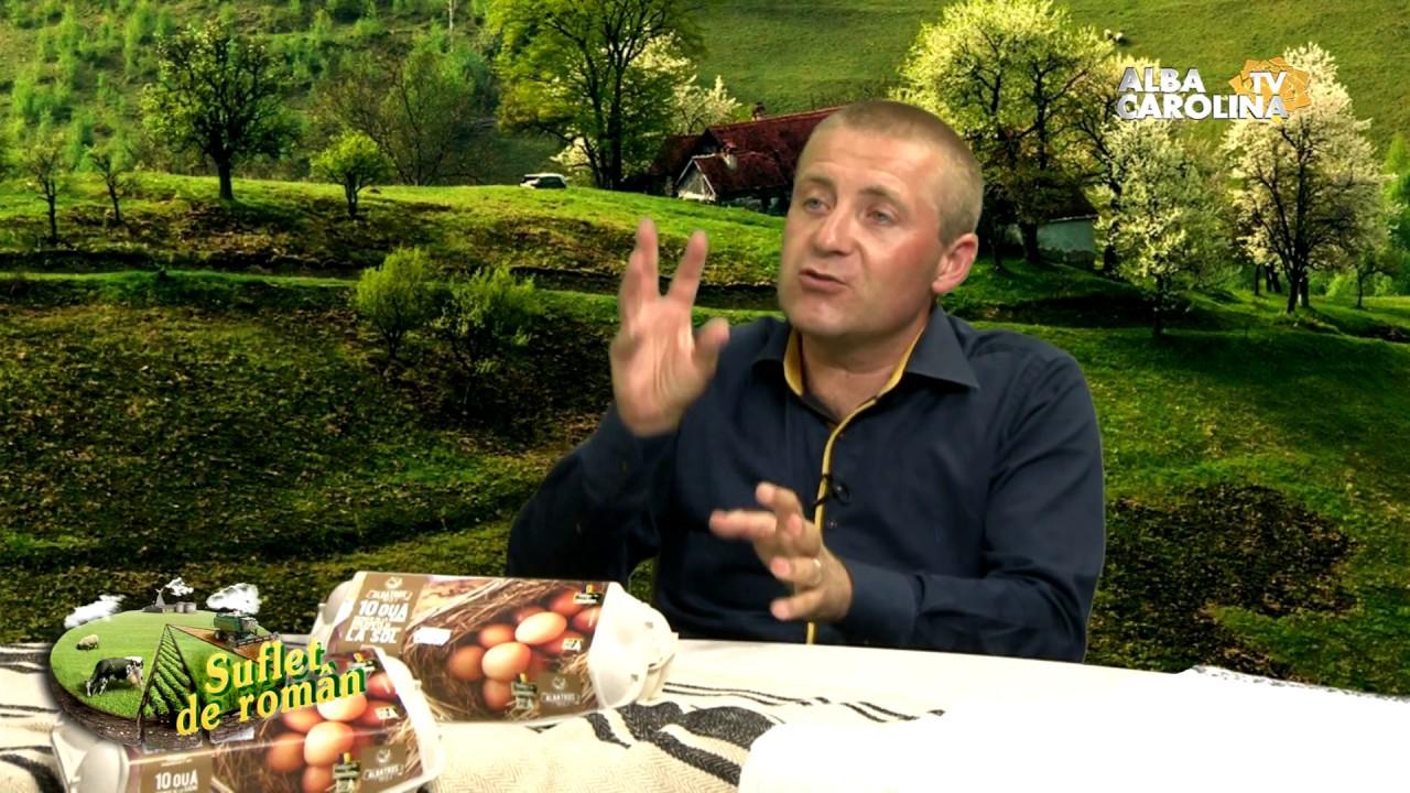 Cum a început afacerea cu ferma de ouă Albatros Gold, Florin Florea, la Suflet de Român