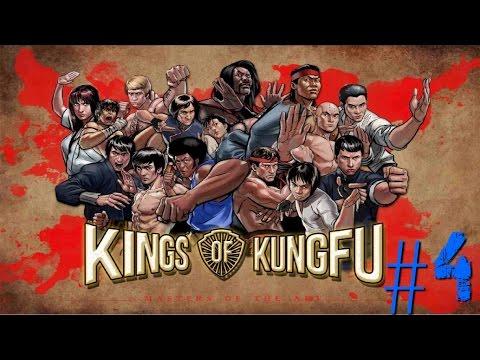 Kings of Kung Fu #4 - Bruce Lee vs Tony Jaa - Gameplay ITA