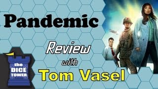 Pandemic Review - with Tom Vasel