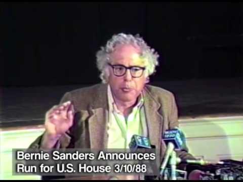 Bernie Sanders on Rev. Jesse Jackson