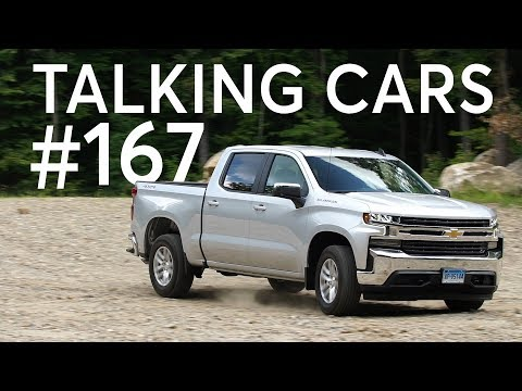 2019 Chevrolet Silverado; Mercedes-Benz Goes Electric | Talking Cars with Consumer Reports #167