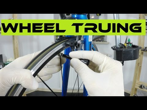 How To True Bike Wheel - What Tutorials Don't Say. Bicycle Wheels Truing With SickBiker.