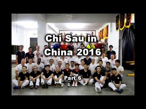 Chi Sau in China 2016 pt6