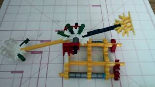 Diy K-nex Catapult