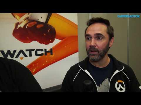 Overwatch: BlizzCon 2016 - Scott Mercer & Michael Chu Interview