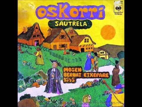 Oskorri - Sautrela