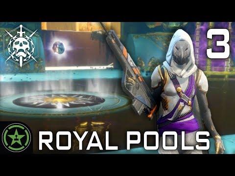 Let's Play - Destiny 2: Leviathan Raid - Royal Pools (#3)