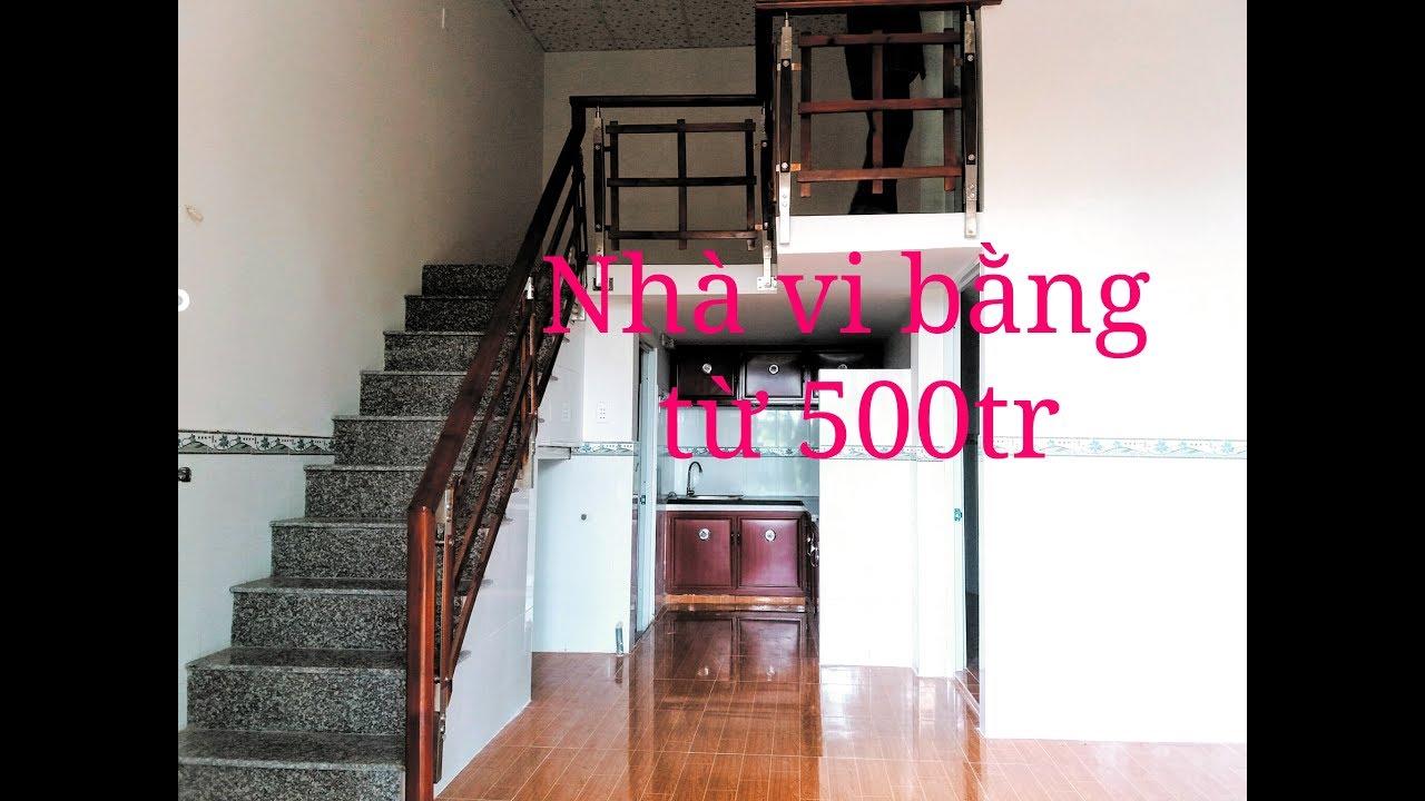 Bán nhà vi bằng Bà Điểm Hóc Môn giá 500 đến 800 triệu LH 0994.123.567
