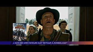 """Qu'avez-vous pensé du film """"retour à Zombieland"""""""
