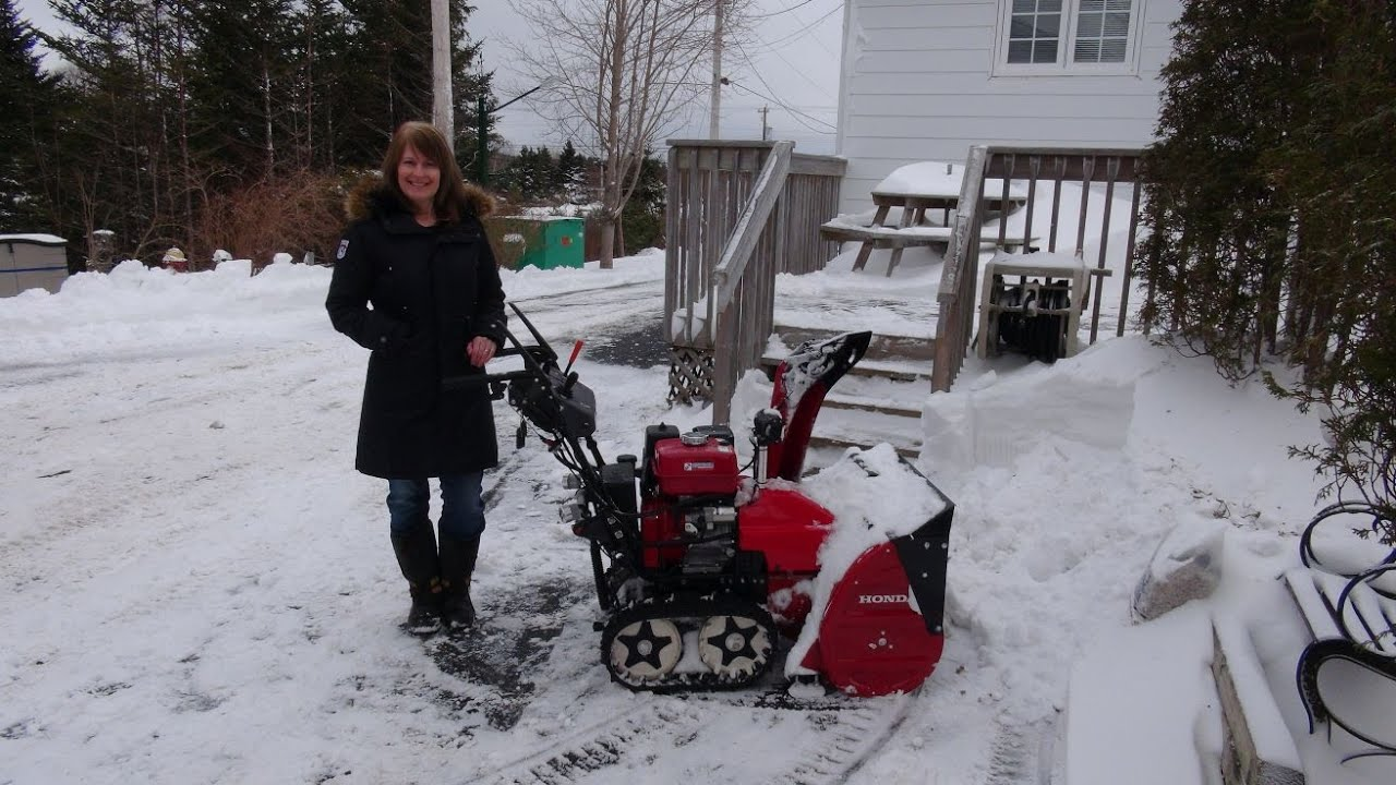 snow blower blowers le model utv inches engine bercomac vantage epa honda
