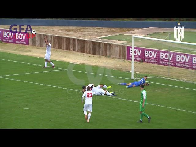 VICTORIA HOTSPURS FC VS KERCEM AJAX FC: 3-0
