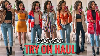 Mein erster BOOHOO HAUL | 10 Teile kombiniert in Outfits | Online Shop Review