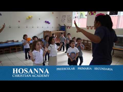 Matrículas Abiertas en Hosanna Christian Academy