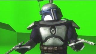 Star Wars: Bounty Hunter Outtakes (Gag Reel) Bloopers