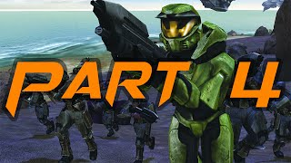 Halo Combat Evolved PC - Gameplay with Trainer and Modded Weapons - Part 4