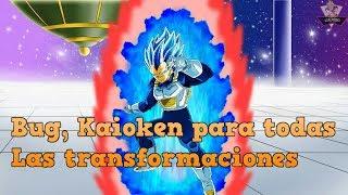 Roblox! Dragon Ball Z Final Stand: Bug die Kaioken für alle Transformationen [Gaucho Flow RZ]