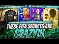 CRAZY FIFA SECRETS YOU DIDN'T KNOW!