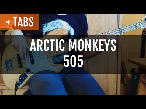 Arctic Monkeys - 505 (Bass Cover with TABS!)