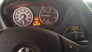 BMW X5 xDrive 35d Diesel -15F startup