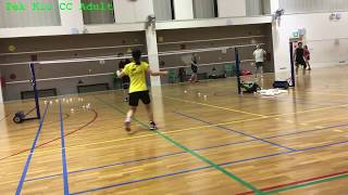 Group Badminton Training at Pek Kio in Central Areas for Adult Beginner - ST Badminton Academy (SG)