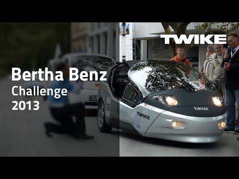 Bertha Benz Challenge IAA 2013