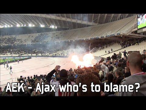 AEK Athens - Ajax: who's to blame?