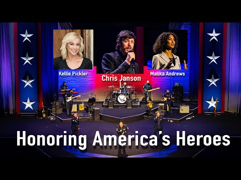 A Salute to Service: Honoring America's Heroes