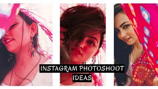 How To Click Pictures📸 At Home Dupatta Photo Ideas Photoshoot In Indian Outfit At Home