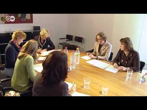 Women in Charge - The Female Quota | Made in Germany