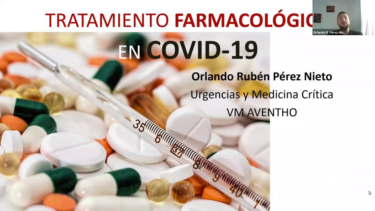 Actualidades en Farmacología en COVID-19