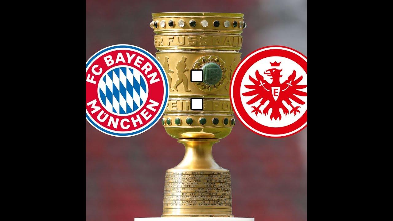 Dfb Halbfinale Bayern Frankfurt