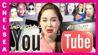 YOUTUBER IMPERSONATIONS Thumbnail