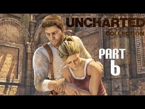 Uncharted: The Nathan Drake Collection - Drake's Fortune - Part 6 - The Ring