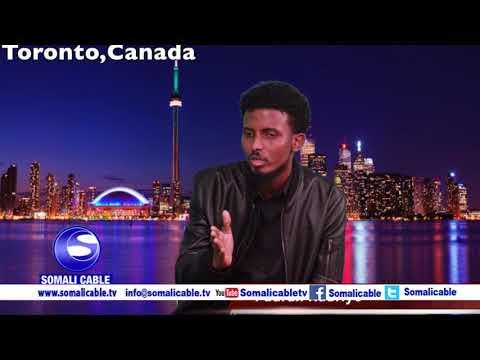 Todobaadka iyo Toronto Waraysi Abwaan Faarax Cabdi Kaariye