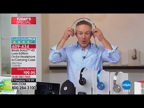 HSN | Electronic Connection Featuring Beats By Dre 05.01.2018 - 12 PM