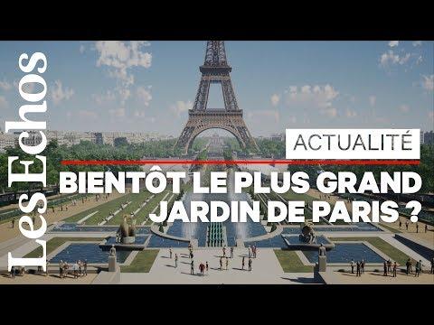 Un nouveau poumon vert pour le cœur de Paris