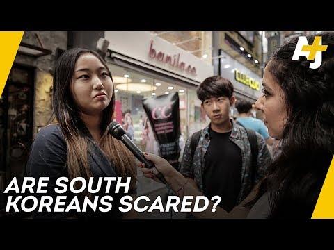 Is Kim Jong-Un Scarier Than Donald Trump? [Pt. 4] | Direct From With Dena Takruri - AJ+ thumbnail