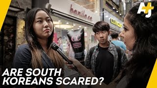 Is Kim Jong-Un Scarier Than Donald Trump? [Pt. 4]   Direct From With Dena Takruri - AJ+