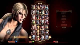 Mortal Kombat Komplete Edition - All Characters [HD]