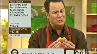 Fast & Fabulous Soups, Salads and Sandwiches QVC