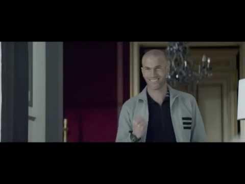 Adidas Commercial - House Match. Beckham, Zidane, Bale & Lucas Moura (FIFA World Cup 2014)
